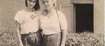 Лера Кудрявцева показала, какой была в 15 лет