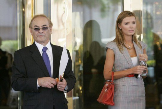 Александра Николаенко и Фил Раффин поженились 4 года назад
