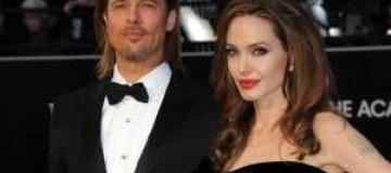 Брэд Питт готов жениться на Анджелине Джоли