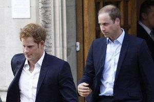 Британские принцы попробовали себя в роли брокеров