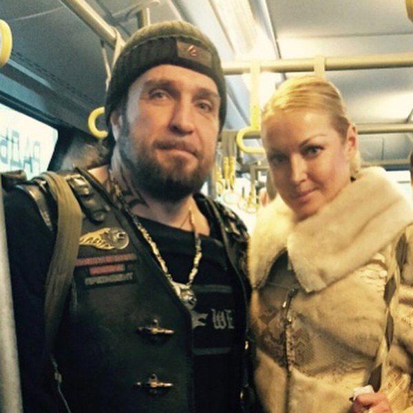 Анастасия Волочкова и Хирург