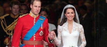 Принц Уильям и Кейт Миддлтон создали веб-страницу для будущего ребенка