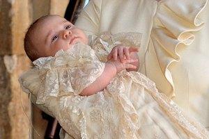 В Лондоне крестили принца Джорджа
