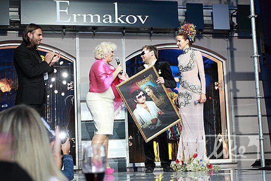Юлия Воронцова и Сергей Ермаков