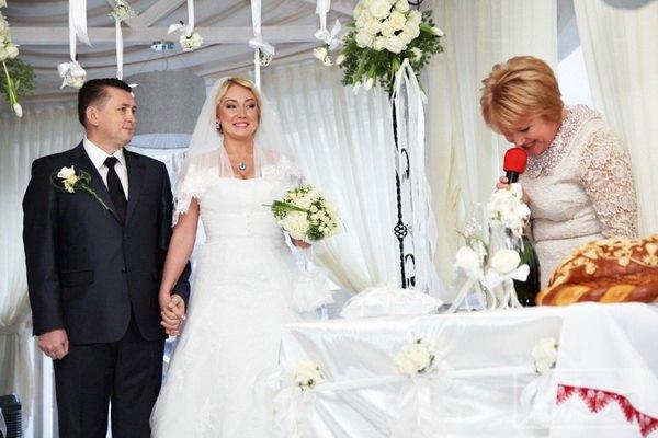 Наталья Розинская светилась от счастья