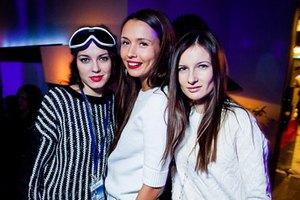Экс-жена Ющенко после развода затусила в ночном клубе