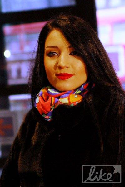 Певица Алина Завальская