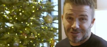 Дэвид Бекхэм рассказал о семейных рождественских традициях