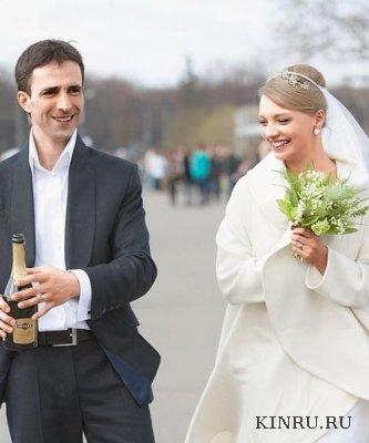 Екатерина Вилкова и Илья Любимов поженились в мае этого года