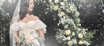 """Солистка группы """"ВИА Гра"""" вышла замуж в День Независимости"""