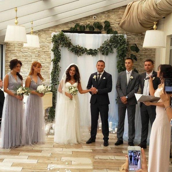 Наталка Карпа и Титановый Джексон готовились к свадьбе полгода