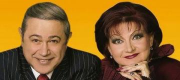 Петросян и Степаненко разводятся после 33 лет брака
