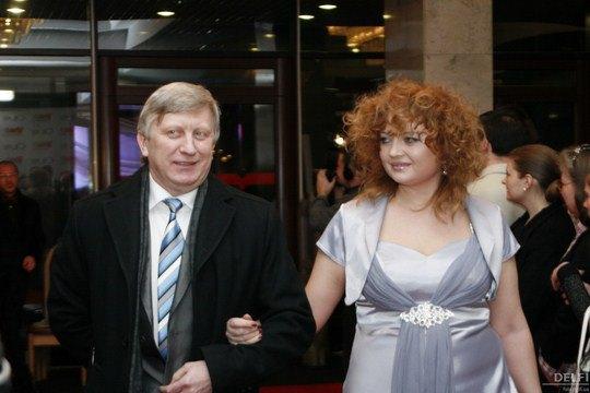 Владимир и Лариса Горянские