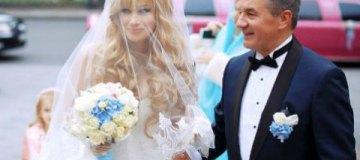 Мишель Терещенко отметил свадьбу банкетом в киевской консерватории