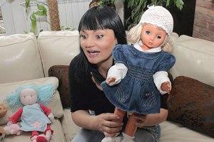 4-летнюю дочь Ирэны Кильчицкой всюду сопровождает охранник