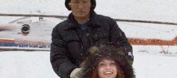 """""""Чи-Ли"""" встретили зиму"""
