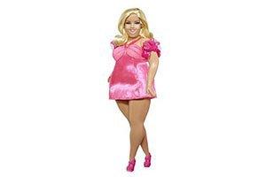 Толстые Барби завоевывают Интернет