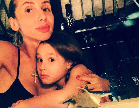 Светлана с дочкой Евой
