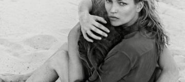 Чувственная Кейт Мосс снялась в клипе Massive Attack