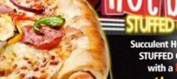 Британцы придумали пиццу для тех, кто не любит доедать корочку