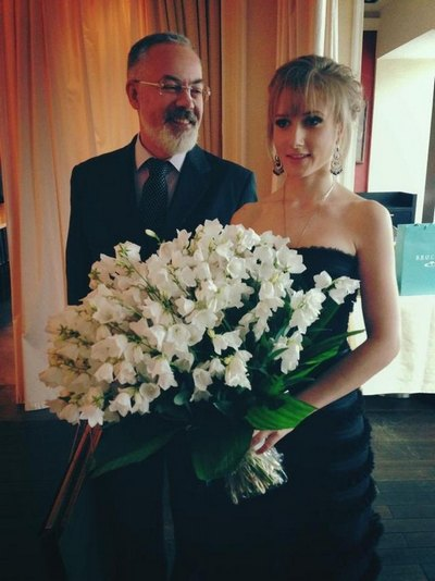 С министром образования и науки Дмитрием Табачником