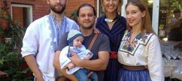 Егорова впервые показала американского внука