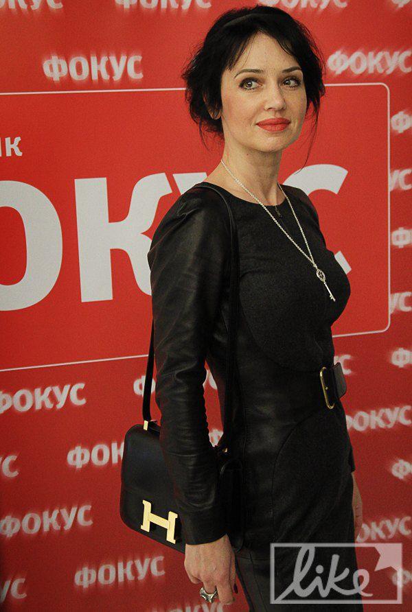Телеведущая, советник Секретаря СНБО Раисы Богатыревой Людмила Харив