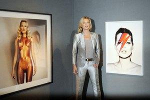 Посвященный Кейт Мосс аукцион собрал $2,5 млн