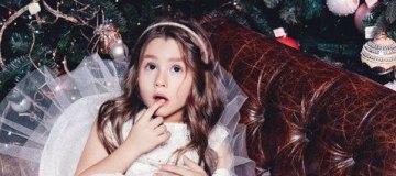 Дочка Светланы Лободы встретит Новый год с мамой на гастролях