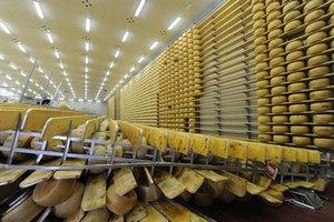 В Норвегии потушили горевший неделю сыр