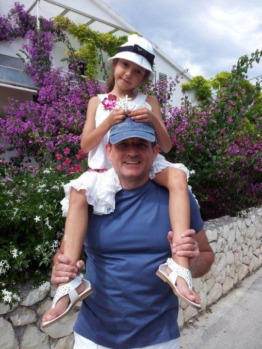 Медведчук с дочкой Дашей