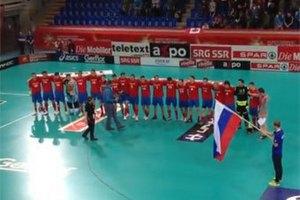 Российским спортсменам пришлось самим петь гимн на чемпионате мира