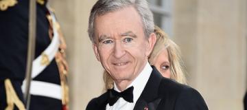 Состояние президента Louis Vuitton увеличилось за день на 4 миллиарда долларов