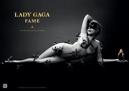 """Леди Гага рекламирует духи с запахом """"дорогой проститутки"""""""