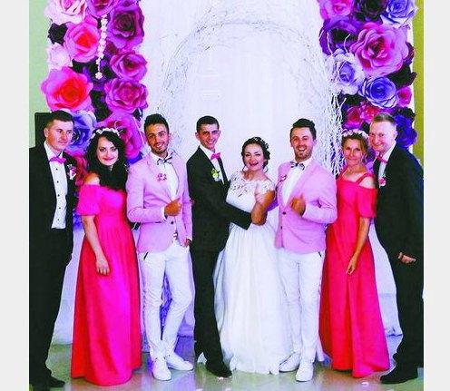 Свадьба Василя и Софии