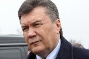 """Янукович: """"Склоняю голову в глубокой скорби"""""""