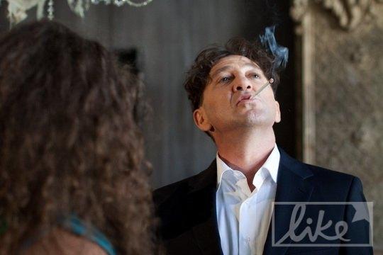 Курил Григорий Лепс вне кадра