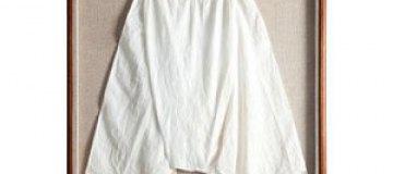 Панталоны королевы Виктории выставили на аукцион