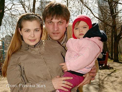 У Орлова и Пеговой осталась совместная дочь Таня