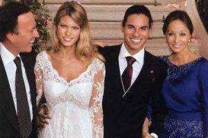Хулио Иглесиас женился
