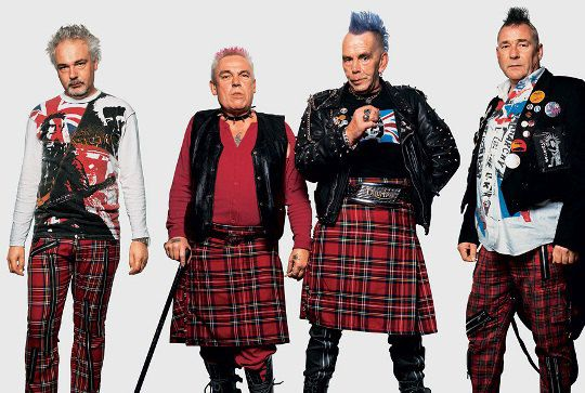 Фанаты Sex Pistols