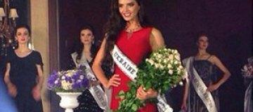 """На конкурсе """"Мисс Украина Вселенная 2014"""" победила 20-летняя львовянка"""
