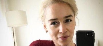 Эмилия Кларк рассказала, каково чувствовать себя блондинкой