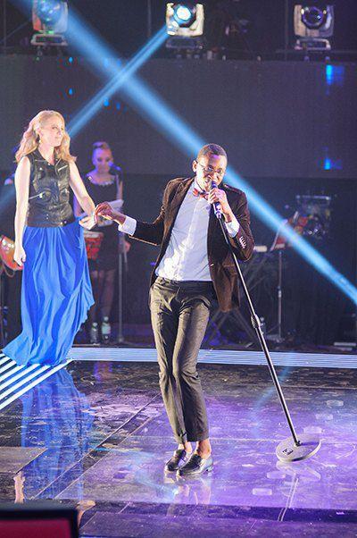 Леонардо Ободеяке и Брия Блессинг