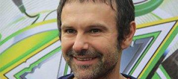 Петр Порошенко поздравил Святослава Вакарчука с днем рождения