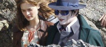 Джонни Депп перевоплотился в вампира