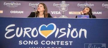 """Украина опротестовала заморозку 15 млн. евро залога за """"Евровидение"""""""