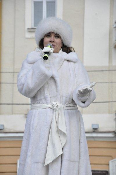 Жена бизнесмена Дмитрия Фирташа Лада