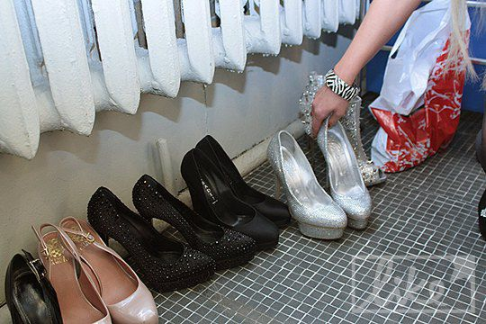 Обувь от Alexander McQueen и других мировых дизайнеров