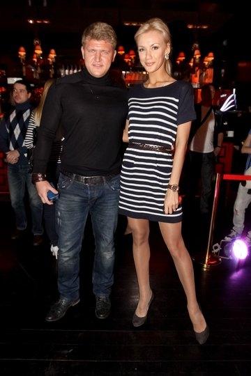 Алексей Кузнецов с женой